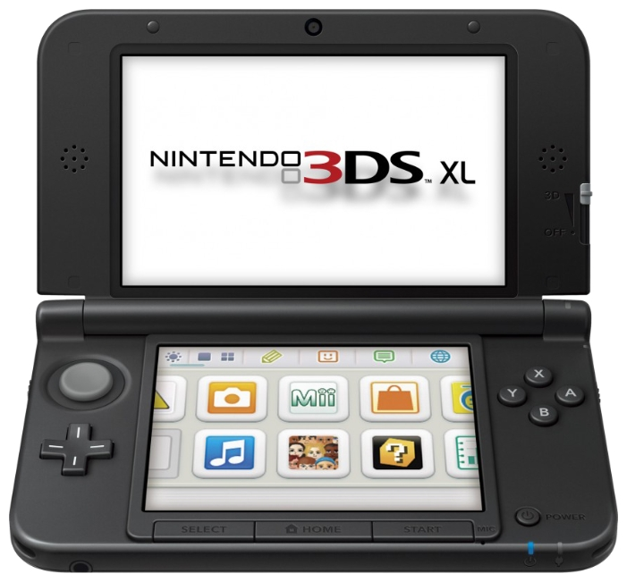 Ремонт Nintendo 3DS XL