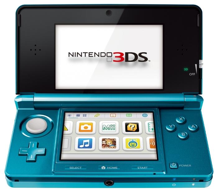 Ремонт Nintendo 3DS