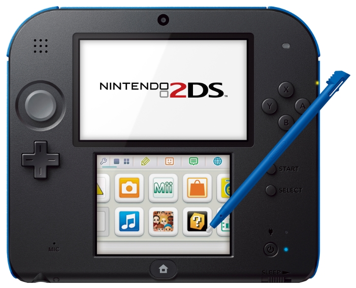 Ремонт Nintendo 2DS