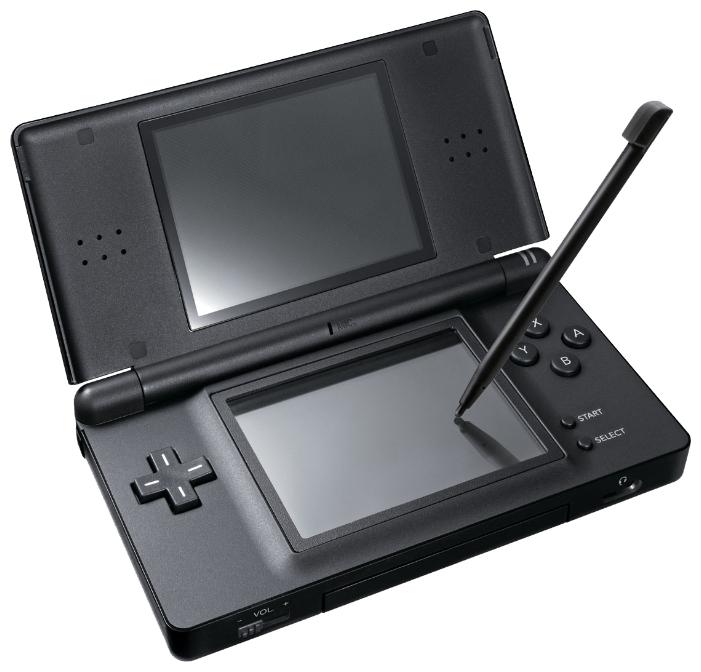 Ремонт Nintendo DS Lite
