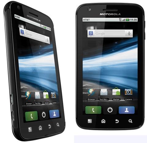 Ремонт Motorola ATRIX 4G
