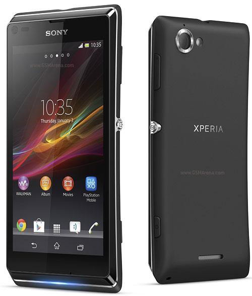 Ремонт Sony Xperia L