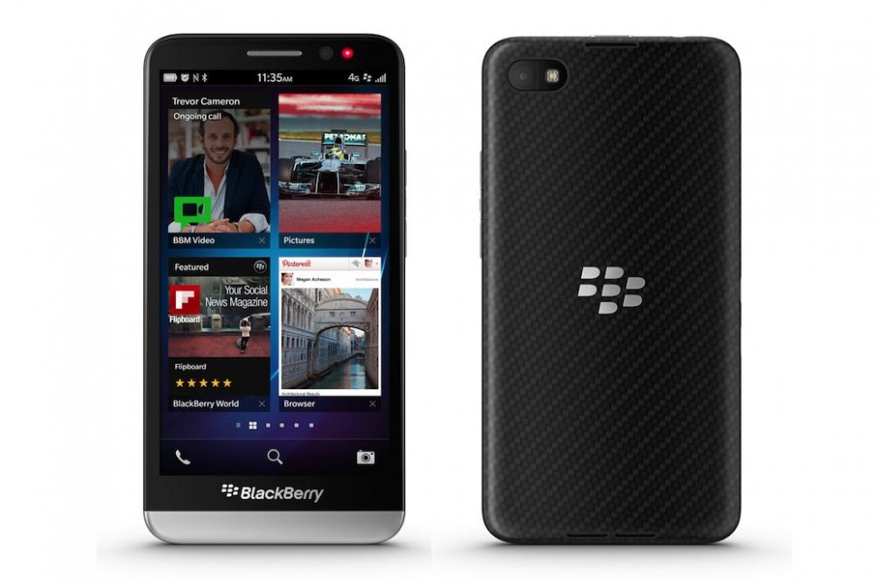 Ремонт BlackBerry Z30