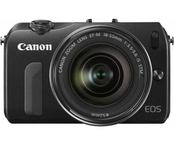 Ремонт Canon EOS M Kit
