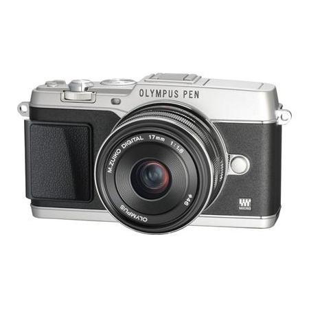 Ремонт Olympus PEN E-P5 17mm