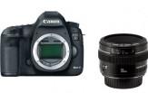 Ремонт Canon EOS 5D Mark III EF 50 f 1.4 USM