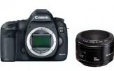 Ремонт Canon EOS 5D Mark III EF 50 f 1.8 II