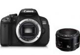 Ремонт Canon EOS 650D 50 f 1.8 II