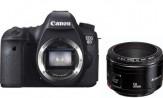 Ремонт Canon EOS 6D 50 f 1.8 II