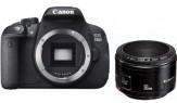 Ремонт Canon EOS 700D 50 f 1.8 II