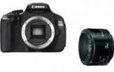 Ремонт Canon EOS 600D 50 f1.8 II