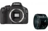 Ремонт Canon EOS 550D 50 f1.8 II
